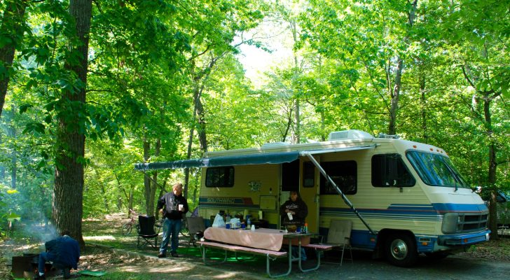 10 Ways To Keep Your RV Safe From Theft