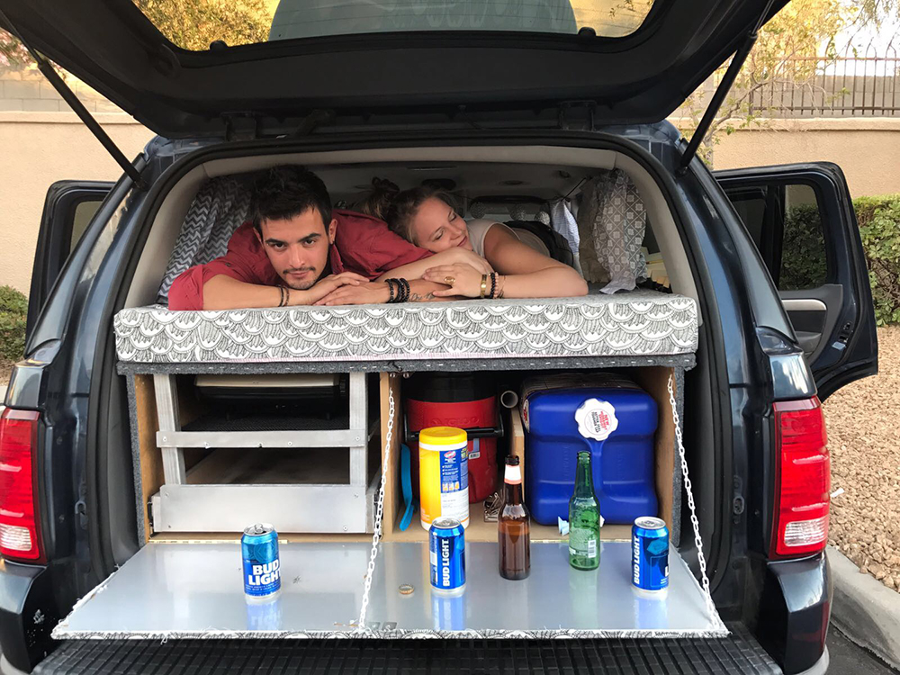 Suv Camper Conversion >> 5 Best SUVs And Crossovers For Camper Conversions