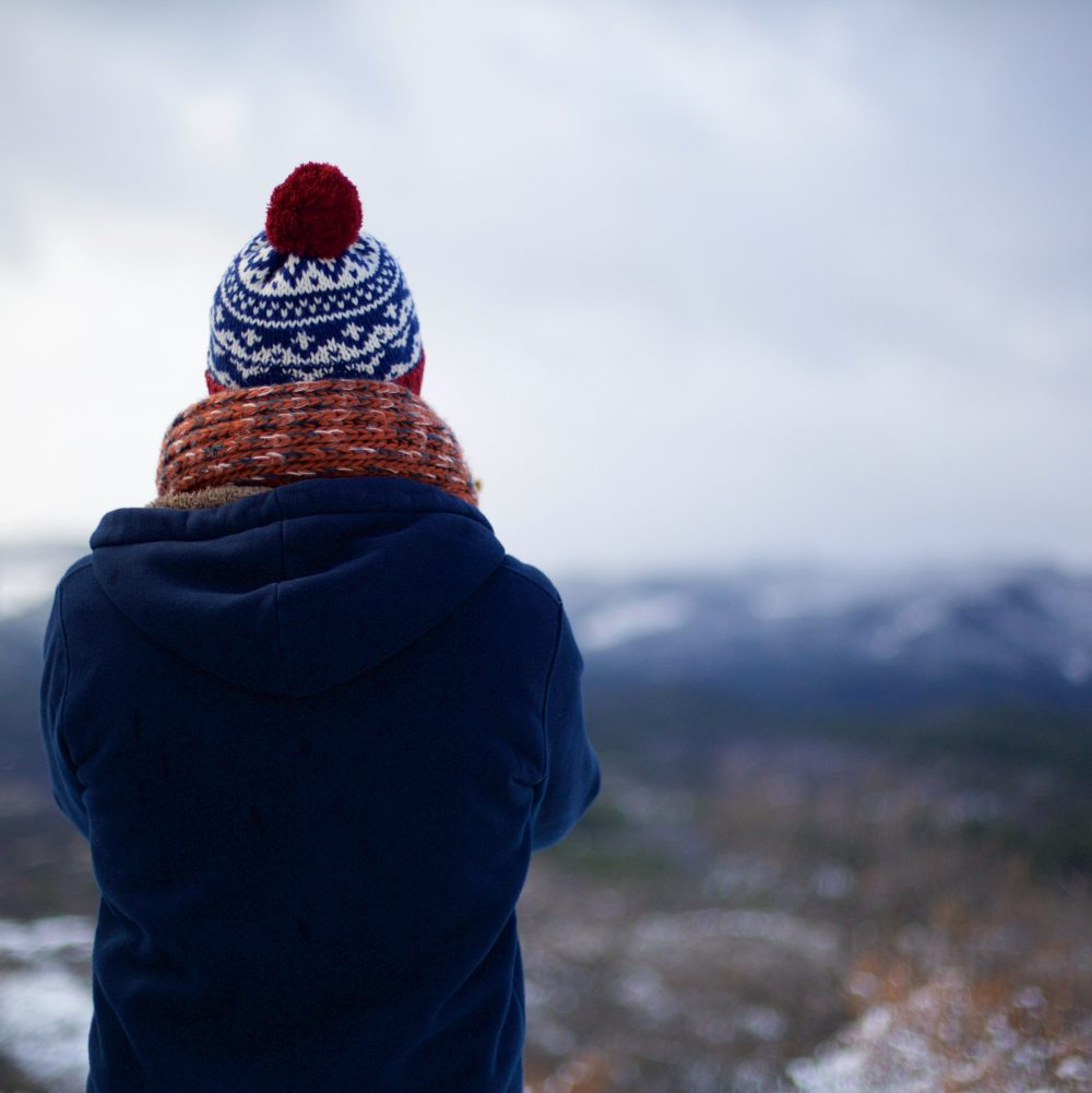RV winter
