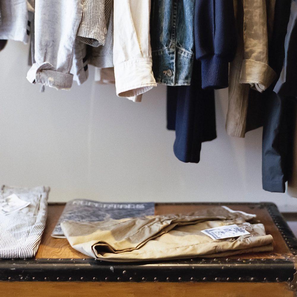 Minimal clothing