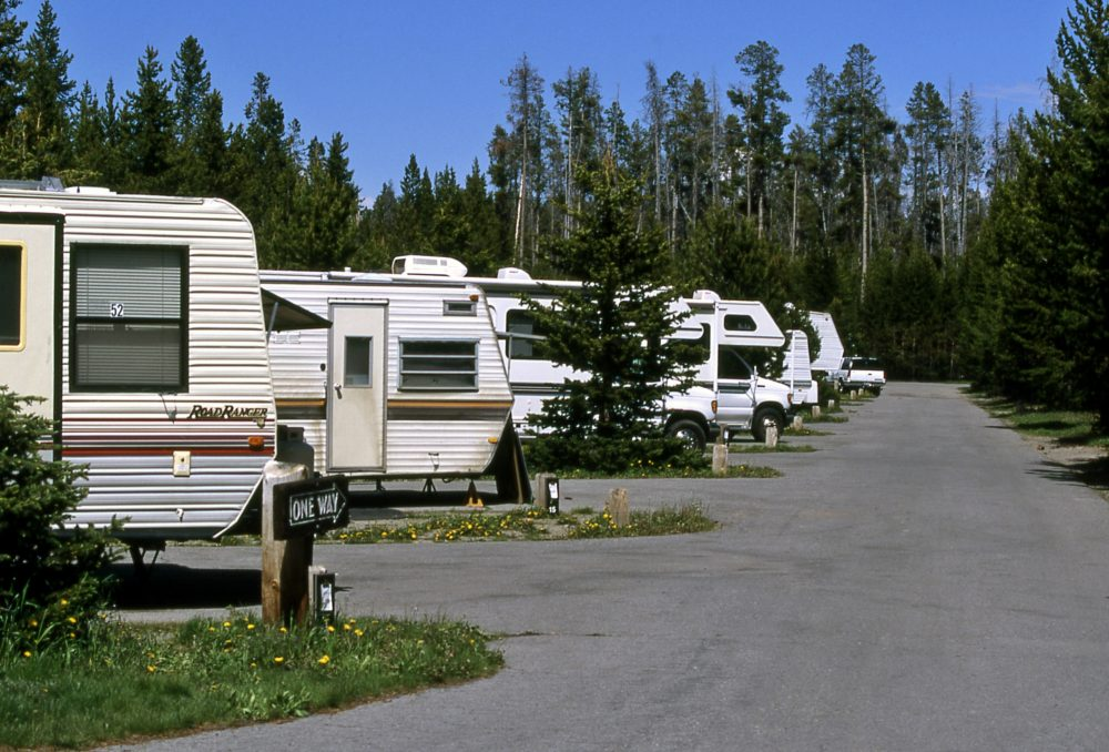 8 things full time rvers miss the most for Fishing bridge campground