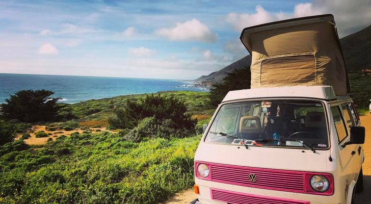 You Can Rent These Vintage Campervans For Trips Out West