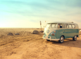 This Company Modifies Classic Volkswagens To Be Electric-Powered