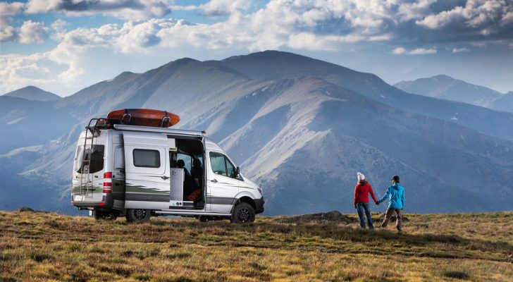 Off-Road RVing Just Got Simpler With The Winnebago Revel
