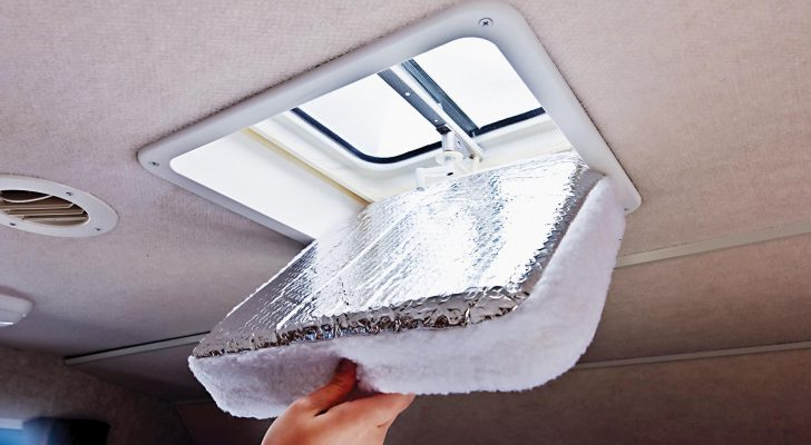 Use These RV Vent Insulators To Stay Warm This Winter