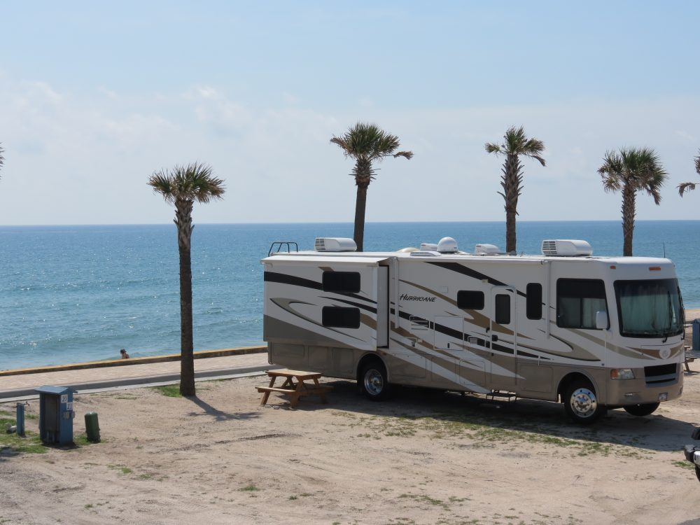 The Beach Trailer