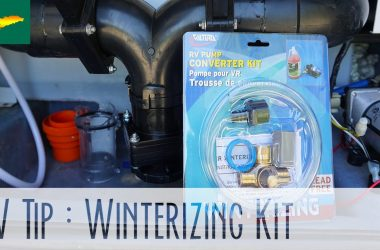 10 Items You'll Need To Winterize Your RV