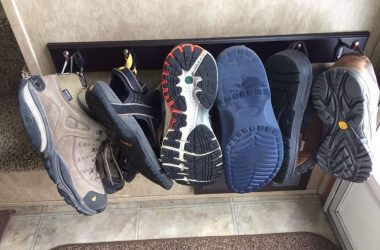 6 Ways To Keep Shoes Organized In Your RV