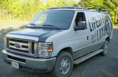 This Investment Banker Quit His Job To Travel In A Van