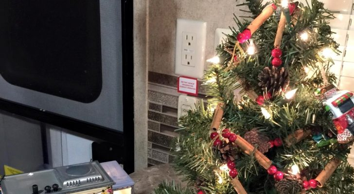 6 RV-Friendly Christmas Tree Ideas