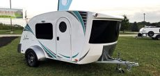 This New Teardrop Trailer Is Straight From The Future