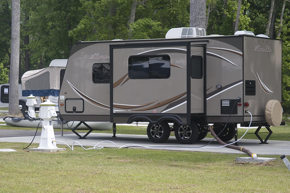 Rv hookup sites