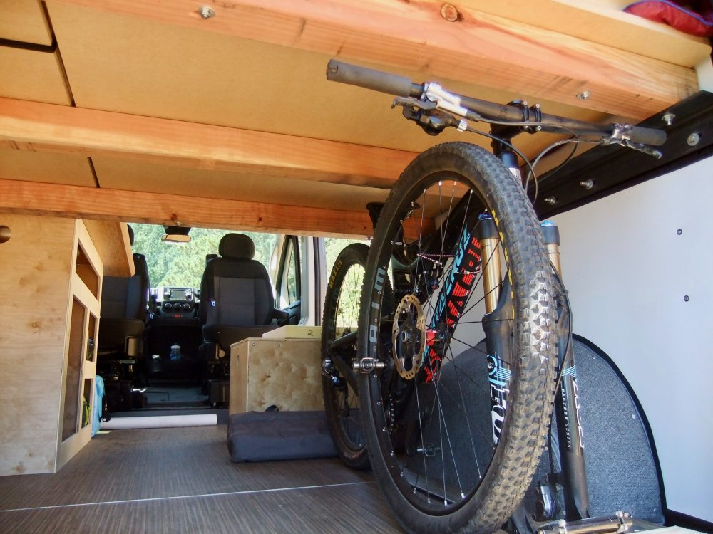 DIY Camper Van Conversion Kits By Wayfarer Vans