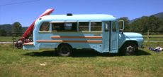 This Vintage 1959 School Bus Conversion Only Cost $4,500