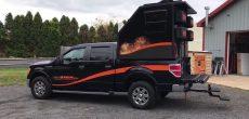 A Look Inside This Badass Micro Truck Camper