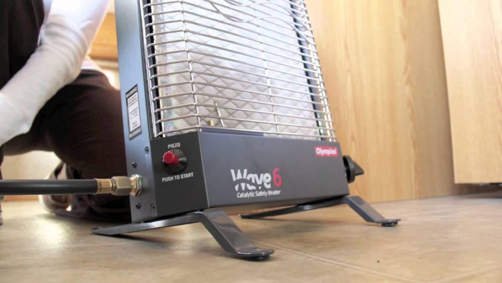 Propane Radiant Heater >> Best RV Catalytic Heaters For Winter Dry Camping