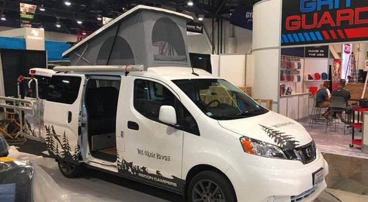 Top 5 Beastly Adventure Vehicles At The 2017 SEMA Show
