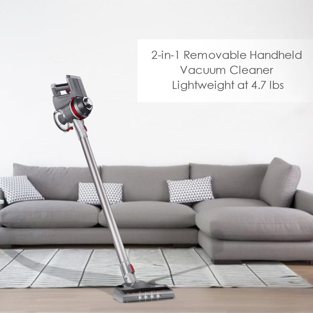 Best Vacuum Cleaners For RVs, Travel Trailers, And Fifth Wheels