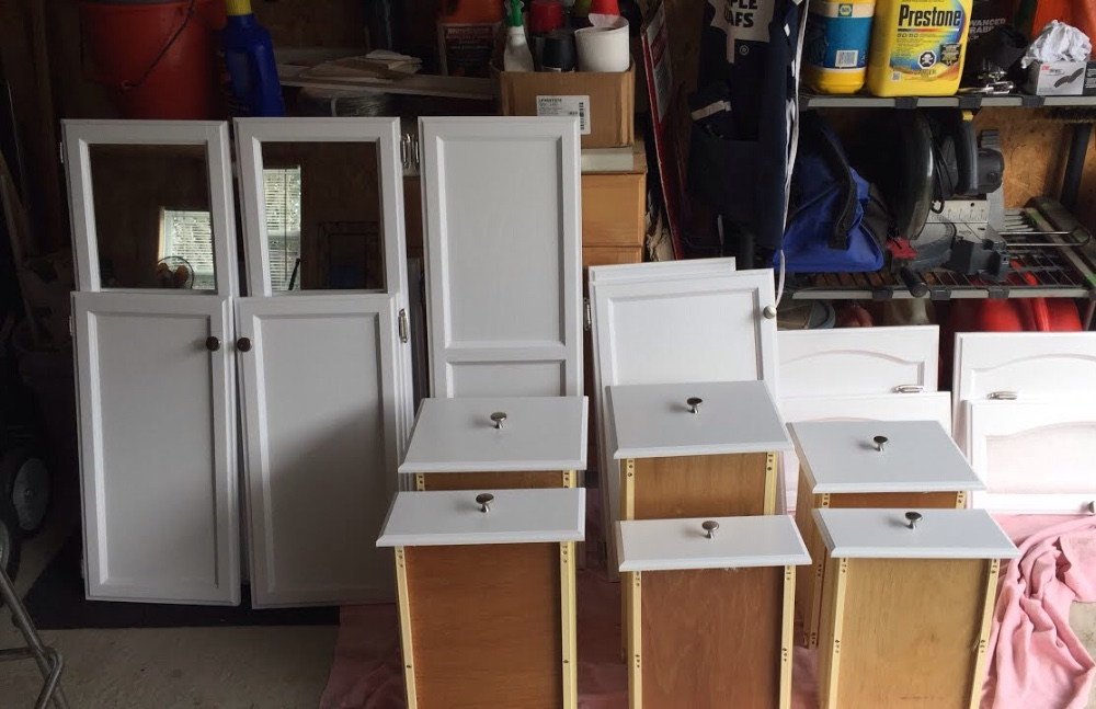 How To Paint Rv Cabinets Tips For Painting Rv Cabinets