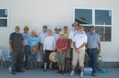 Meet The Habitat For Humanity RV Care-A-Vanners