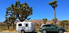 This Youtuber Travels In A 13-Foot Casita Trailer