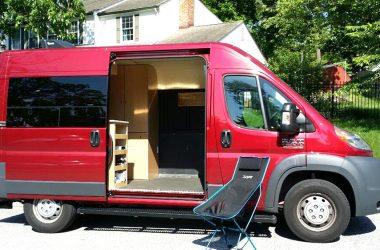 Step-By-Step ProMaster Camper Van Conversion With Diagrams