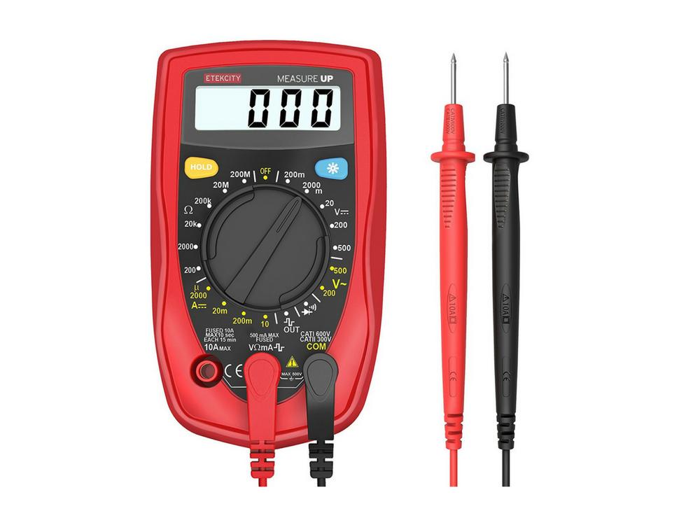 multi meter for rv maintenance and repair