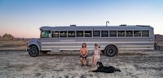 """New Movie """"Expedition Happiness"""" Follows A Converted School Bus"""