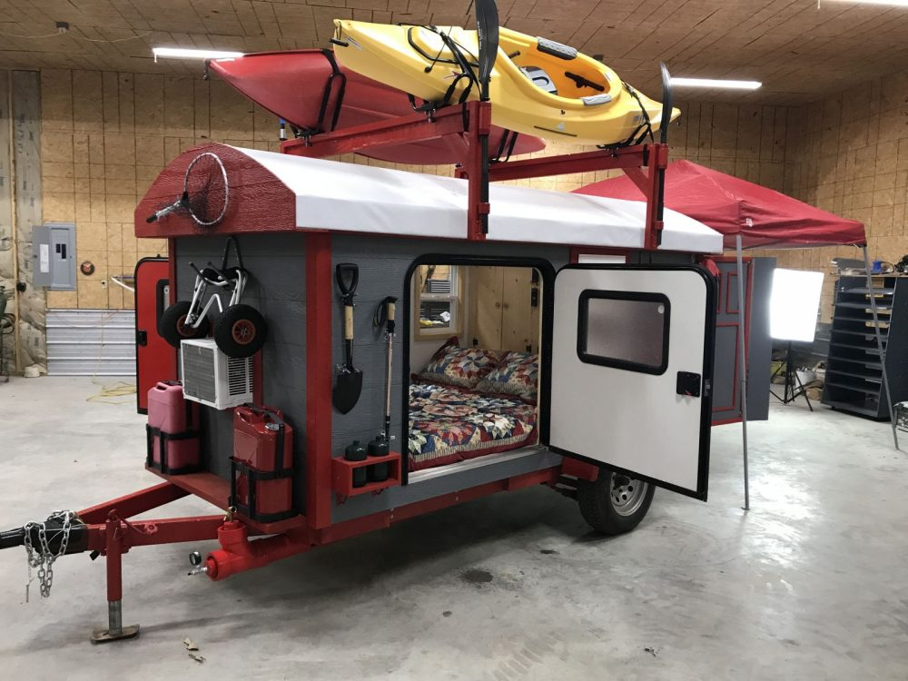 Unique Teardrop Trailer For Sale In Arkansas