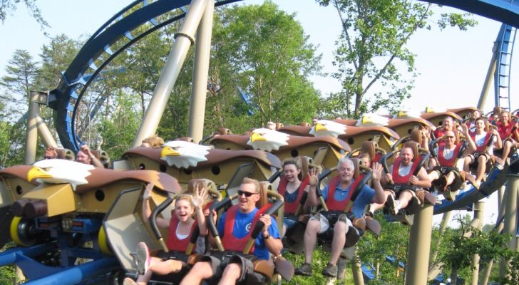 Take This Road Trip To 8 Herschend Amusement Parks & Attractions