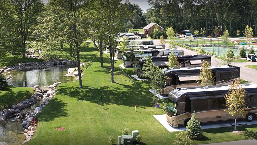 6 Luxury RV Resorts, 5 Star RV Parks With Amenities