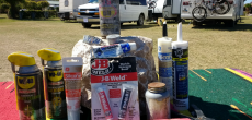 12 Caulks, Sprays, And Lubes Used For RV Maintenance & Repair