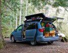 5 Amazing DIY Mini Van Conversions