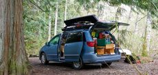 5 Amazing DIY Mini Van Conversions