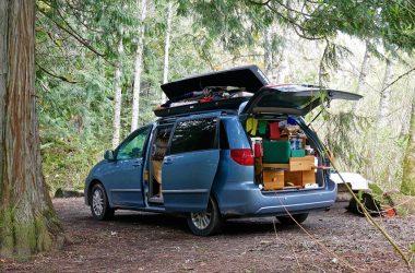 5 Amazing DIY Minivan Conversions
