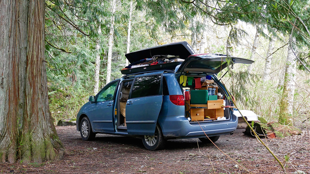 5 Amazing Diy Minivan Conversions With Video Tours