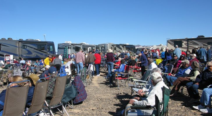 6 Reasons Why You Should Attend An RV Rally