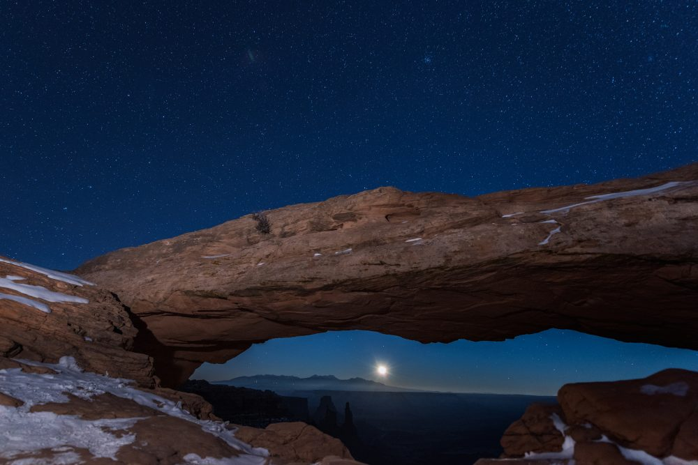 Stargazing Road Trip These Are The Best Places To