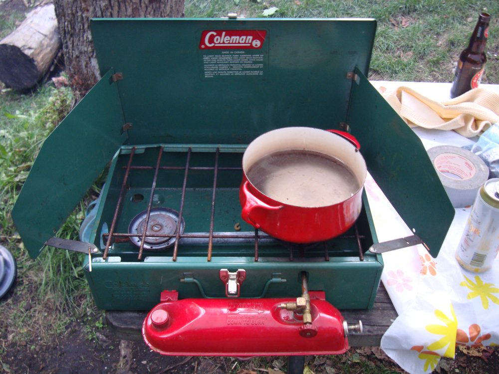 How To Fix Camping Stove Burners And Make Them Like New