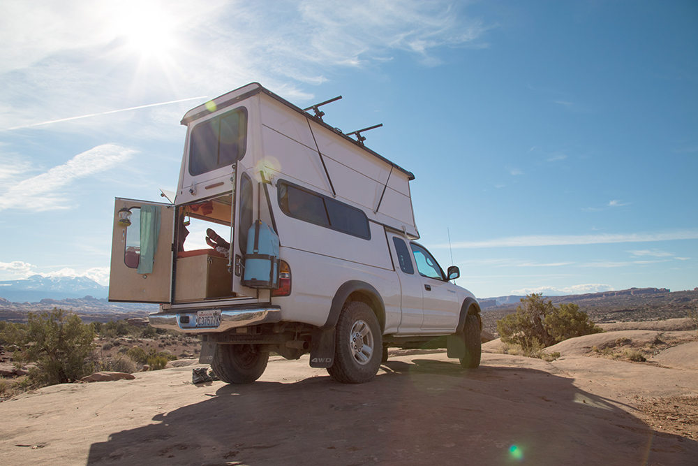 Camper That Fits In Truck Bed