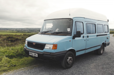 See Inside This Couple's Converted LDV Convoy Van