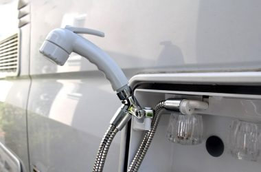 11 Ways To Customize Your RV's Outdoor Shower