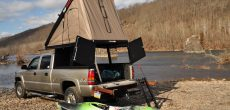 This New Treehouse Camper Fits On Any Type Of Truck