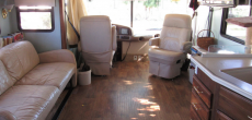 How To Replace Your RV Carpet With New Vinyl Flooring