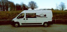 We've Never Seen A Rustic Camper Van Quite Like This