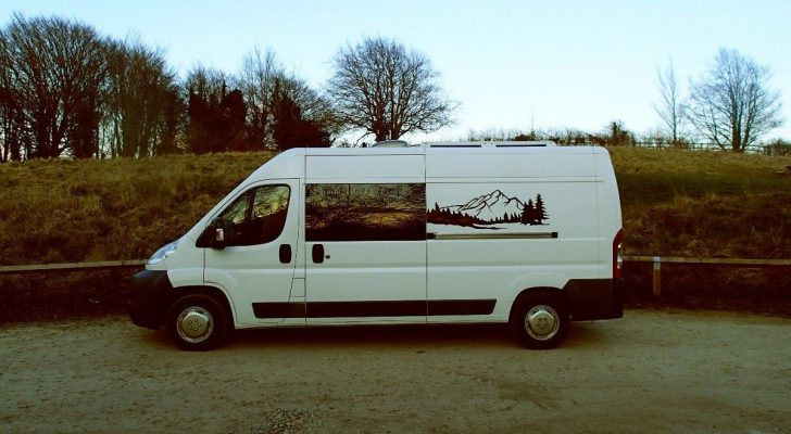 We've Never Seen A Rustic Camper Van Quite Like This