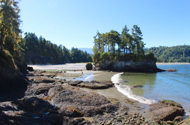 Take A Road Trip Along The Strait Of Juan De Fuca