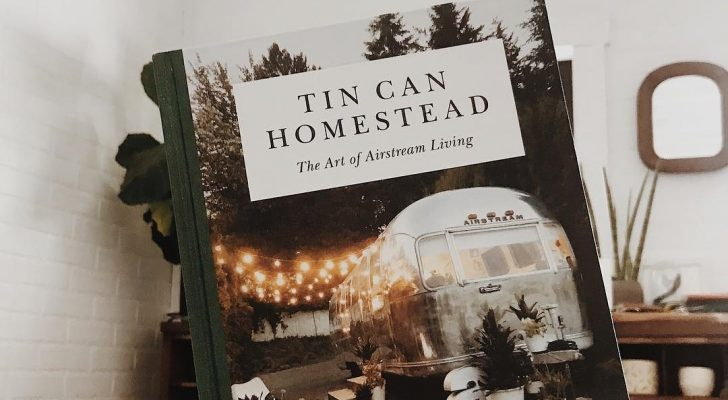 New Airstream Book Has DIY Guides & Design Inspiration