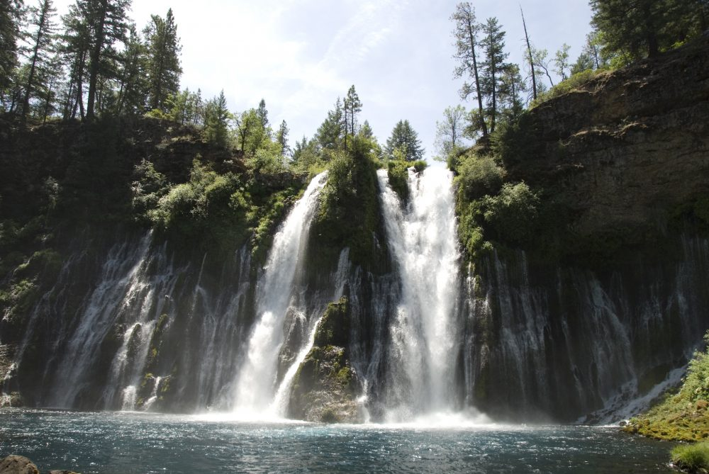 Burney Falls. Photo by another sergio on Flickr