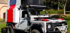 This Land Rover Transforms Into A Unique Camper